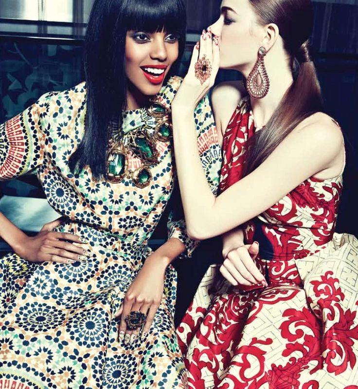 Lucian Matis - Fashion Magazine February 2013