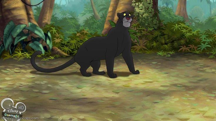 "Bagheera (Bob Joles) in ""The Jungle Book 2. #one of my ..."