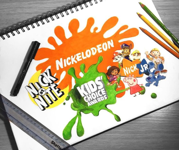 "🎨 Viacom Through The Ages: Day 9 In 1985, @Nickelodeon entered what is widely regarded as a Golden Age for the channel. Fresh off its iconic ""splat"" logo rebrand by MTV Networks in 1984, the channel swiftly proceeded to not only announce itself as a 24-hour service with the launch of Nick at Nite but to also both present its inaugural Kids Choice Awards and launch its pre-school alternative, Nick Jr, in 1988. #Nickelodeon #ViacomTTA"