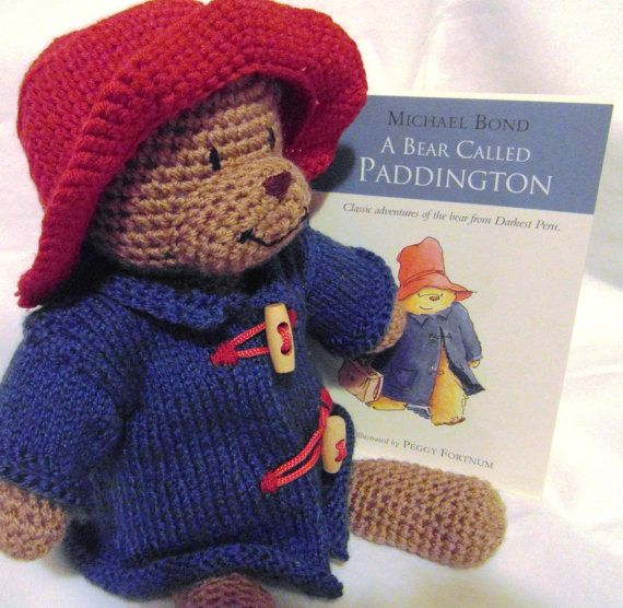 Paddington Bear Toy And Book Gift Set Great New By