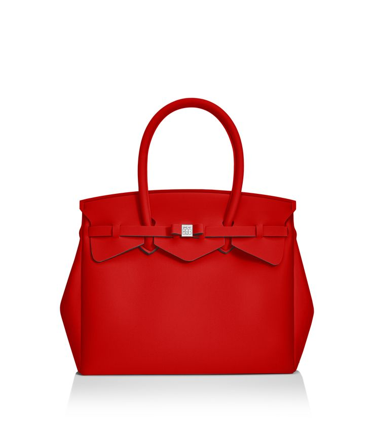Our iconic tote just got bigger! The Miss 3/4 is the roomier version of our iconic tote. Perfect for women who never have enough room! Light, versatile and available in 30 colours.  Size  395 x 340 x 190 mm  510g  Made in Italy  Vegan Friendly  Made from Poly-Lycra Fabric   Red