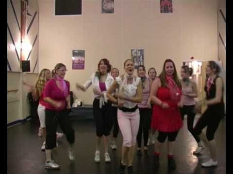 'Grease' Dance Fitness - We Go Together