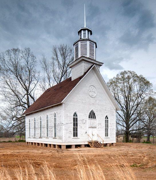 Selma Methodist Church, Selma, AR By Joseph Dempsey