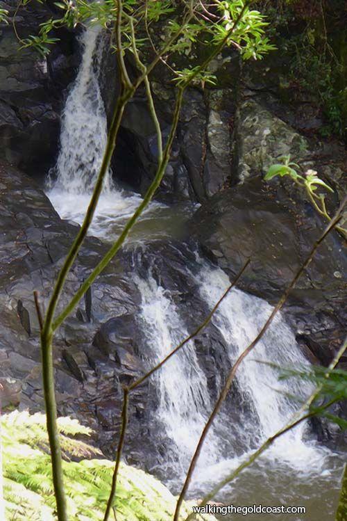 Cougal Cascades Currumbin Valley