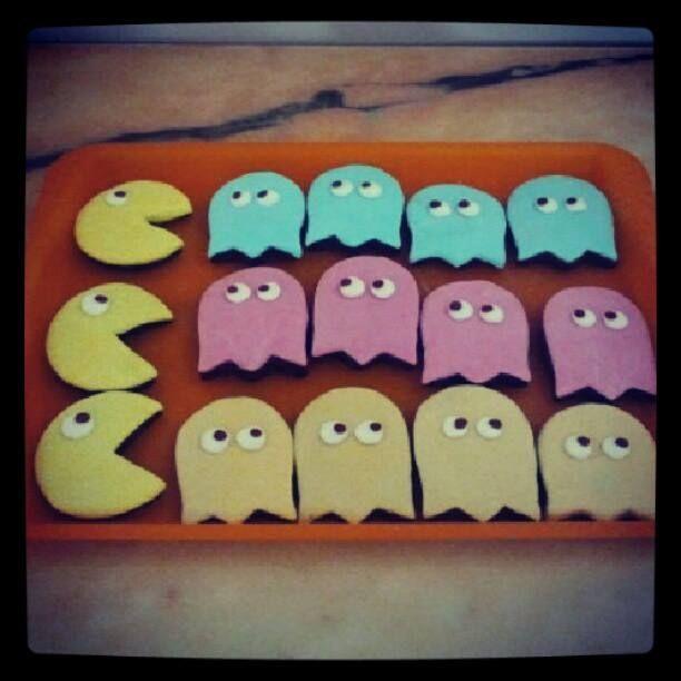 Biscotti Pac-Man