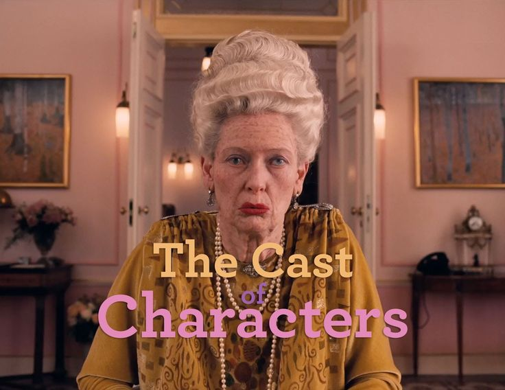 17 Best Images About The Grand Budapest Hotel On