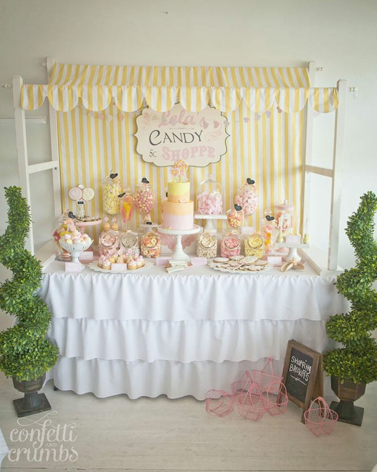 Lola's Candy Shoppe by Confetti and Crumbs