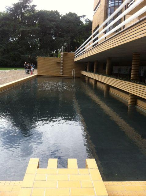 Swimming pool villa Cavrois Archi Mallet Stevens