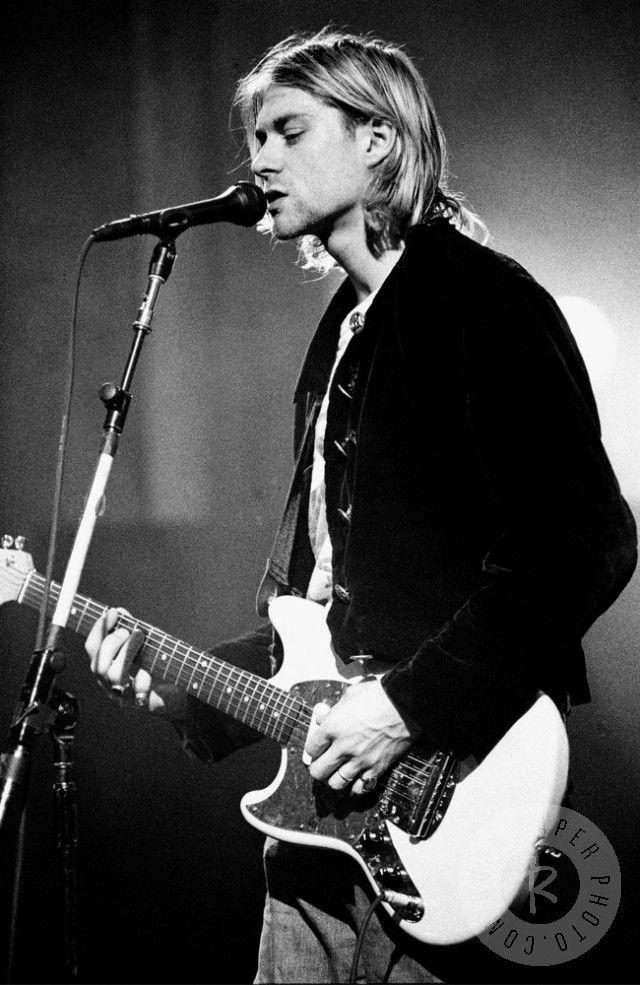 Kurt Cobain, Seattle 1993