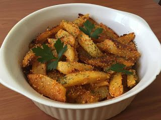 Fűszeres krumpli