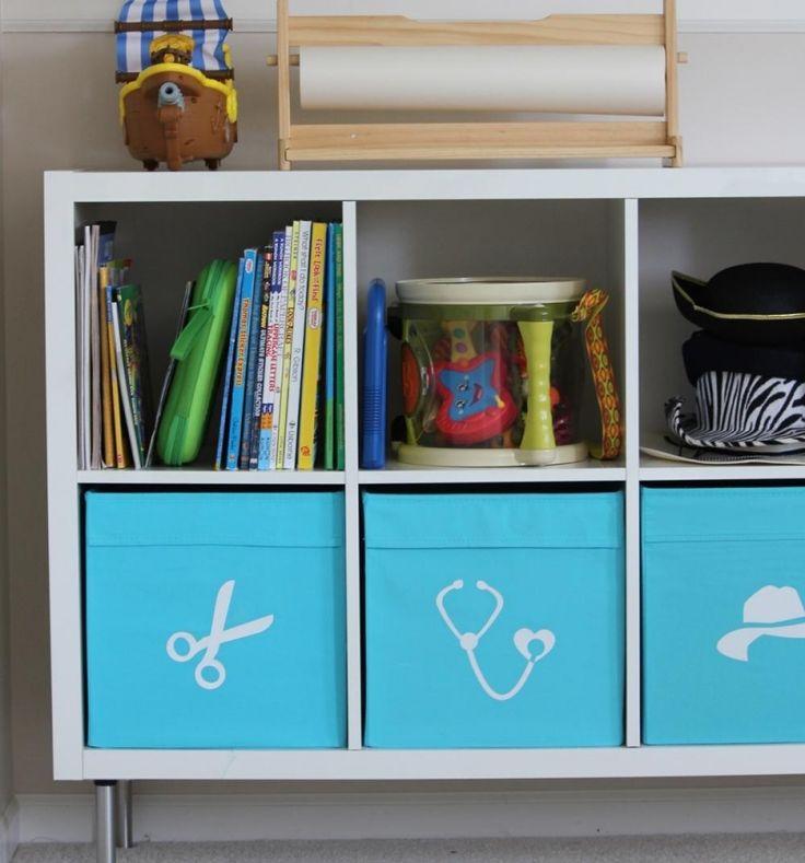 Más de 20 ideas increíbles sobre Ikea kinderzimmer jungen en Pinterest - ikea regale kallax einrichtungsideen