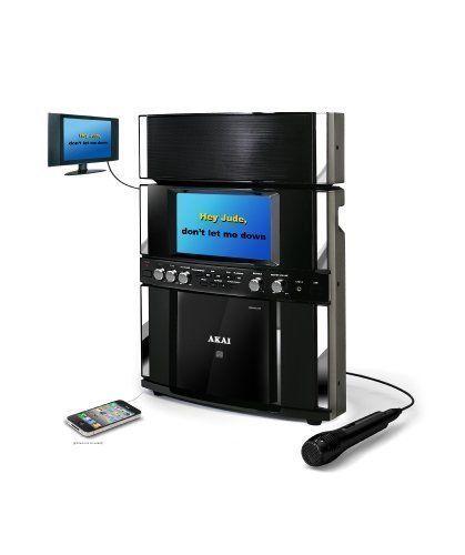 Akai Ks-800 Professional Karaoke System (ks800) #Akai