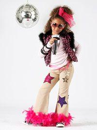 Make a Rock Star Kid's Halloween Costume