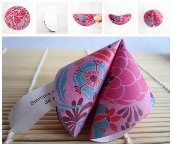 Fortune without the Cookie ~ could put Bible verses inside these for a ladies brunch or Bible study!