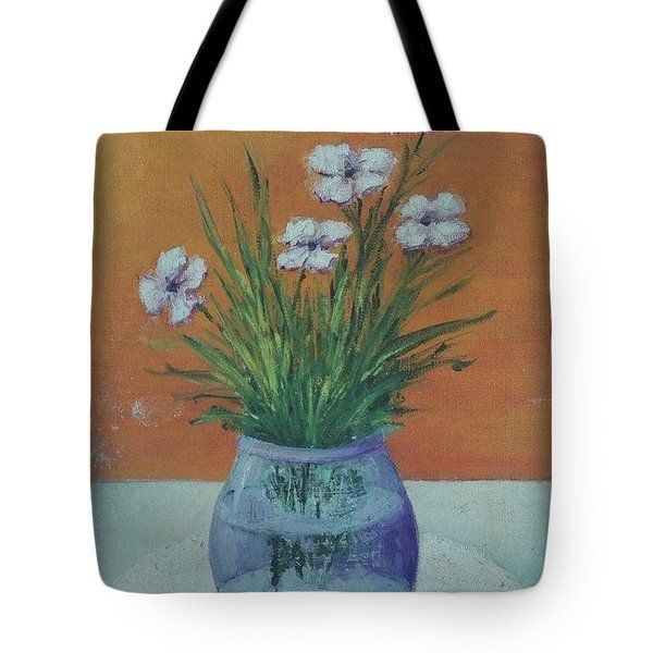 Tote Bag featuring the painting Cl 009 by Camillo Liardi