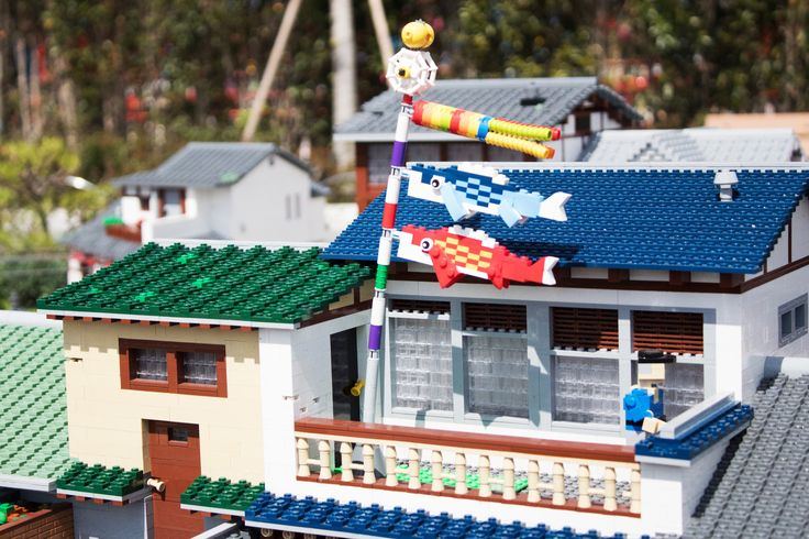 もうすぐ「子供の日」#GWはレゴランドへ| LEGOLAND@ Japan