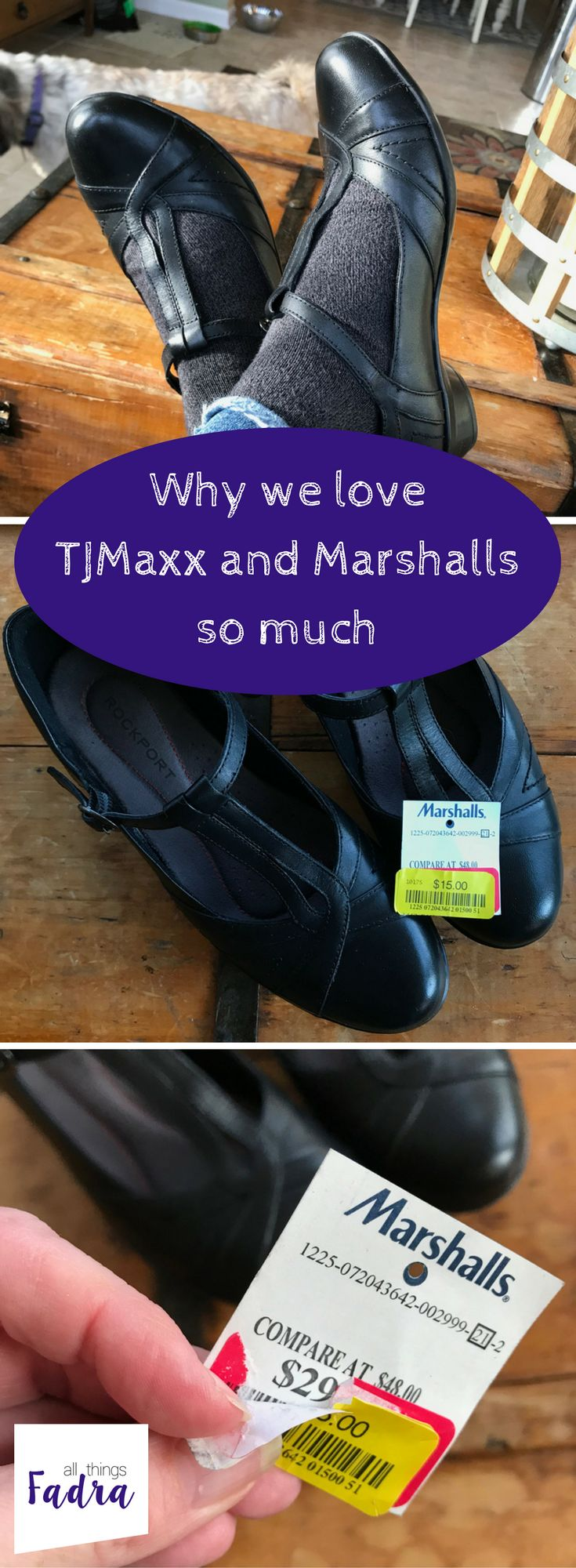 If you shop regularly at TJMaxx and Marshalls, I have to tell you something. YOU ARE MY PEOPLE. I've figured out why along with my best shopping tips!