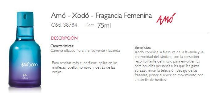 AMO XODO -FEMENINA