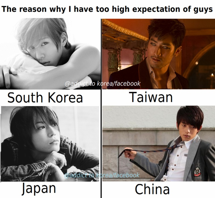 Why I have high expectations for men kpop kdrama haha truth