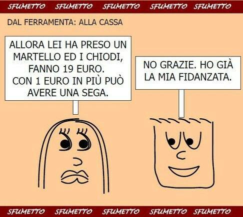Le vignette sporche su www.sfumetto.net #barzellette #ridere #comics #fumetti