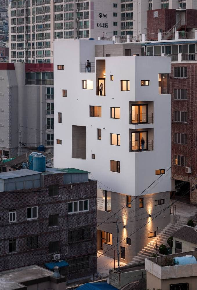 Gallery of Morning Dew Guesthouse / Architects Group RAUM - 6