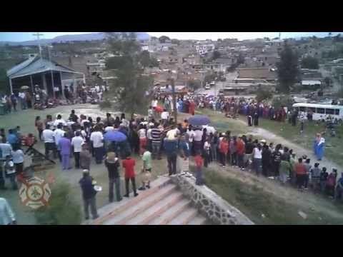 VIACRUCIS VIVIENTE 2015 TALA JALISCO (SAN JOSE OBRERO) - YouTube