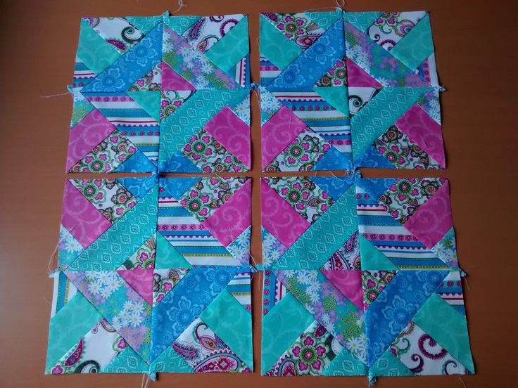 blocks of spring quilt
