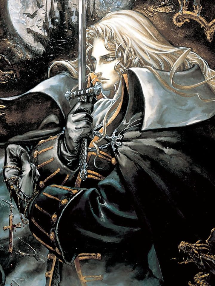 Pin by Daniel Herrera on Dungeons and Dragons Alucard