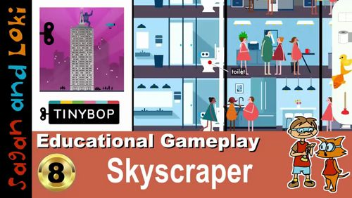 We play 🍎 Tinybop Skyscrapers 🏙 a surprisingly engaging #STEM game that teaches how building management systems and #engineering work together to thwart #disaster. LINK: ➡️  https://www.youtube.com/watch?v=Mxfb7I8LgoQ&list=PLKLip4Rt-7f6cY87tVvdztIEBQkommlWA&utm_content=bufferfc16a&utm_medium=social&utm_source=pinterest.com&utm_campaign=buffer  ⬅️   #education #homeschool #gaming #ipad https://video.buffer.com/v/5a919d4cfea4e2b415a642c0