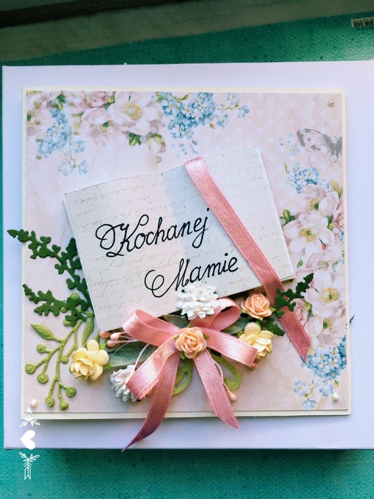 Kartka dla mamy dzień matki matka mama mum
