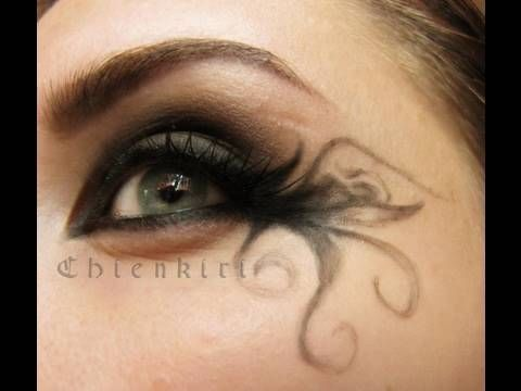 Even though this is for gothic makeup, it would work well for my dark fairy makeup.