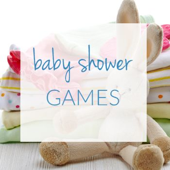 Fun Baby Shower Games Only: Ice Breakers, Funny, Traditional, Coed