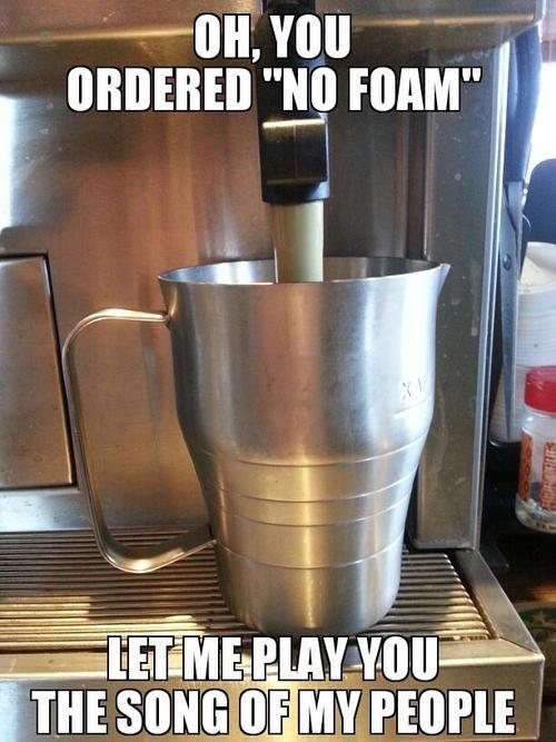 Barista problems