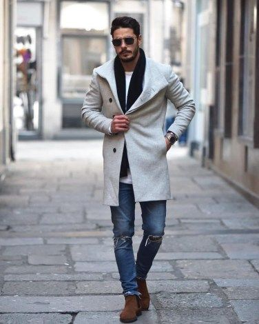 34 Best Casual Winter Men Outfits for Work – FREDBLUE