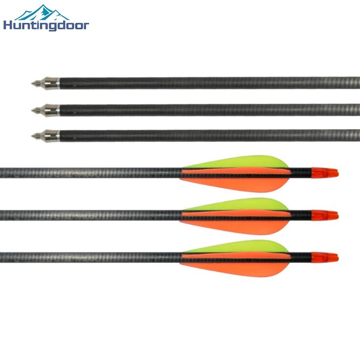 27.29$  Watch here - http://alib9x.shopchina.info/go.php?t=32332526499 - 2017 Hungtingdoor Arrows Archery Carbon Arrow 12 pcs for Compound Bow or Recurve Bow Hunting and Shooting Free Shipping  27.29$ #buymethat
