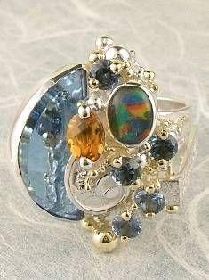 Biżuteria z Opalem, Pierścionki z Opalem, Wisiorki z Opalem