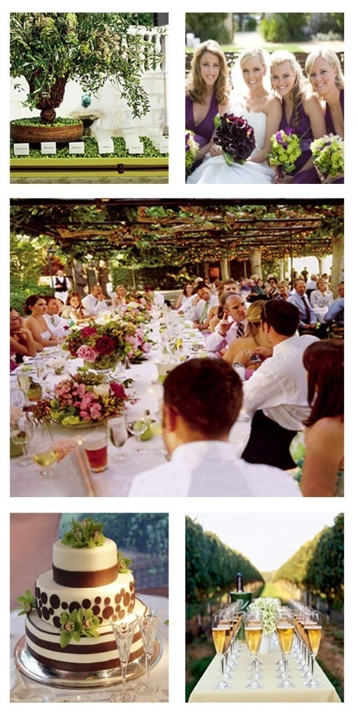 Vineyard Wedding Theme | Wine Wedding Theme | Vineyard Wedding Ideas