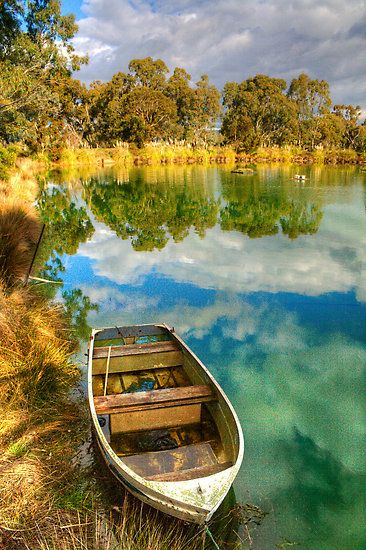 Reflections at Nuriootpa, Barossa Valley, South Australia