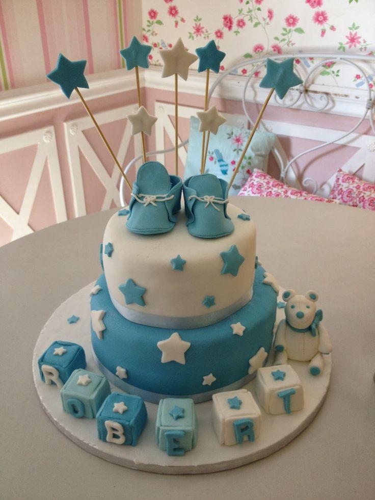 Victoriau0027s Cakes: Pastel De Bautizo Y Para Baby Shower