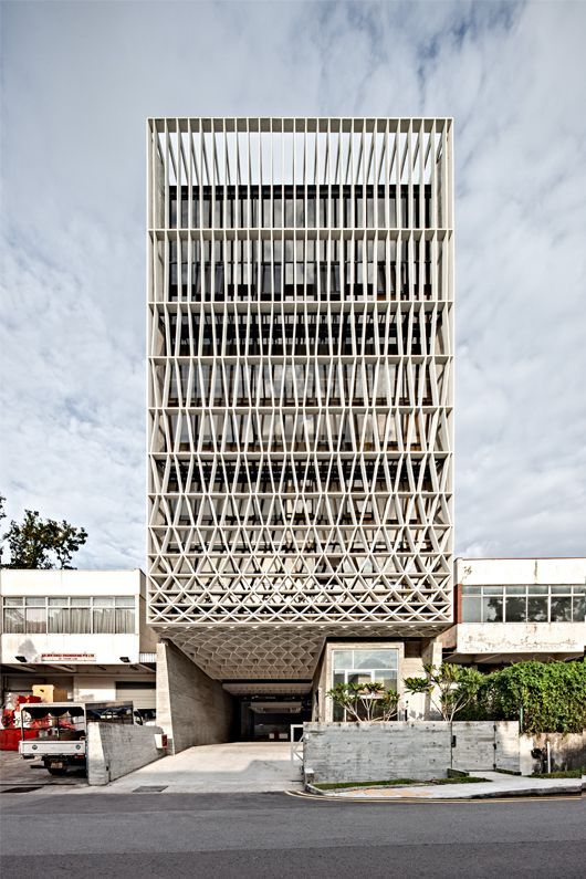 Architecture Design Of Building