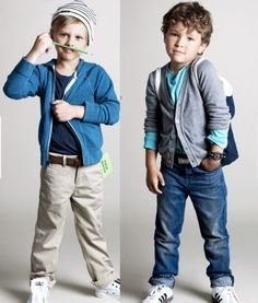 boys outfits. Love the casual cuteness and the layering works well.