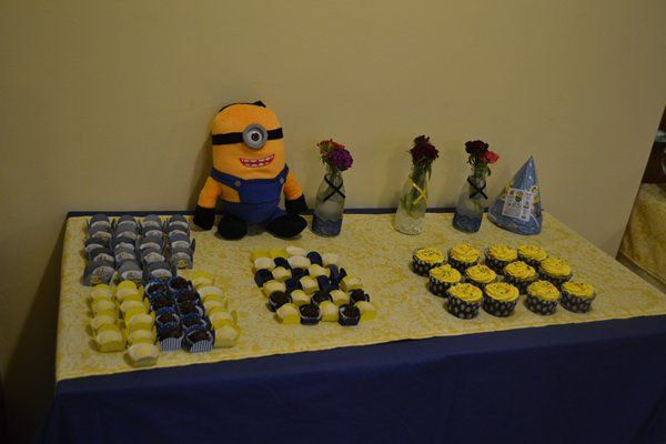 Minnions Birthday Party