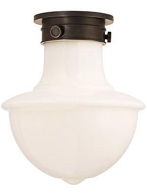Branford Semi Flush Fixture With 9  Shade  sc 1 st  Pinterest & 455 best Kitchens images on Pinterest | Kitchen lighting Bronze ... azcodes.com