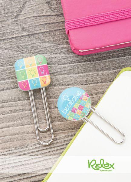 Irodában vagy otthoni tanulásnál biztosan feldobja a napodat egy stílusos jegyzetcsipesz!