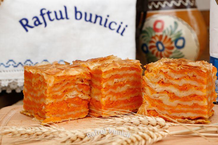 Care este ingredientul secret care face plăcinta ta cu dovleac cea mai iubită gustare?  #RaftulBunicii #BunatatiCuDragoste