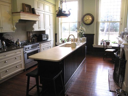 wainscoting on kitchen island google search kitchen