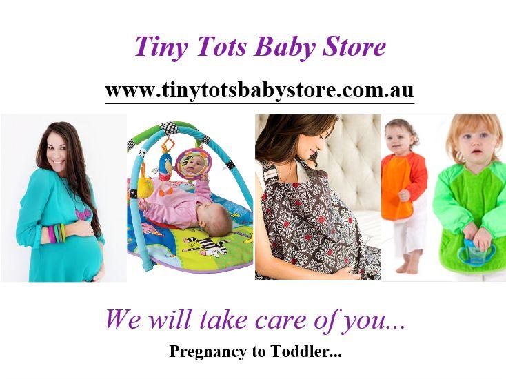 Introduction Tiny Tots Baby Store www.tinytotsbabystore.com.au