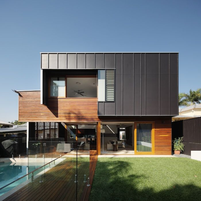 Best 20 House Cladding Ideas On Pinterest