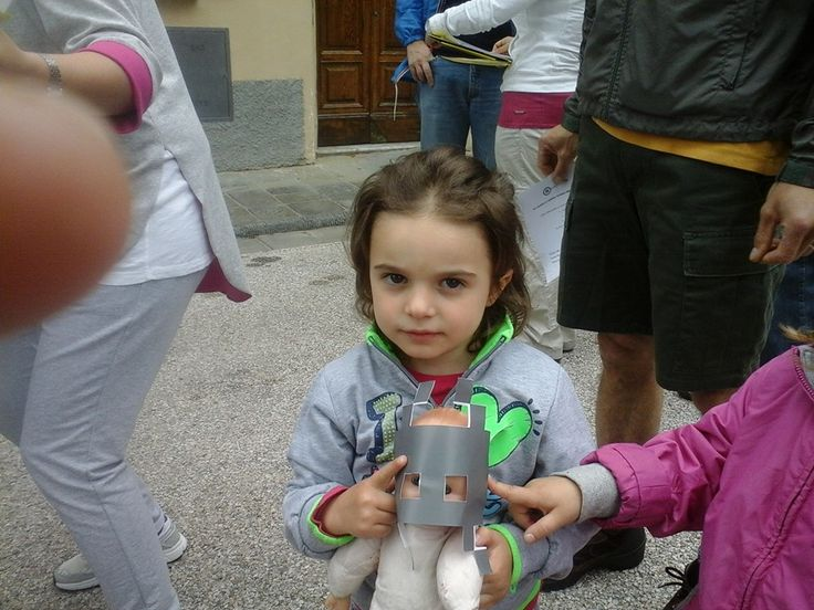 Baby invader e bambola invader!