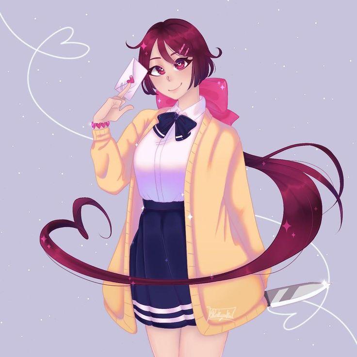 """Sakura Kai ♡ on Instagram: """"💌Love Letter🔪 • So I found a ..."""